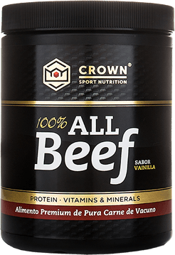 100% all beef