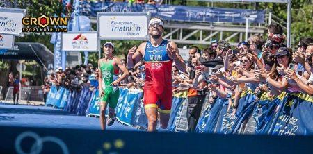 Triatlon olimpico iniciacion entrenamiento