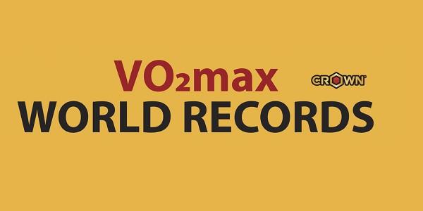 VO2max RECORDS MUNDIALES