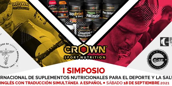 (Español) I Simposio Internacional de Suplementos Nutricionales para el Deporte y la Salud